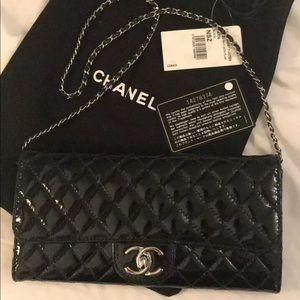 Authentic ❤️ Chanel classic flap bag